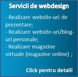 Realizare site ieftin
