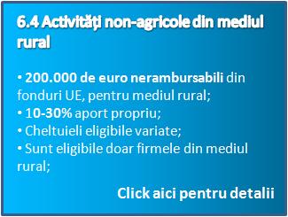 Non agricole 6.4