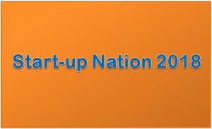 Ești interesat de Startup-Nation 2018?